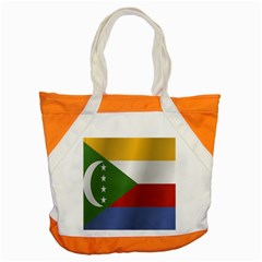 Flag Of Comoros Accent Tote Bag