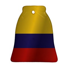 Flag Of Colombia Ornament (Bell)