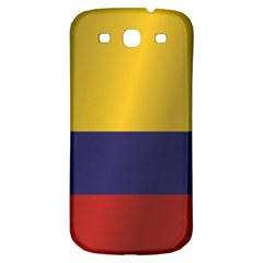 Flag Of Colombia Samsung Galaxy S3 S III Classic Hardshell Back Case