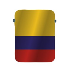 Flag Of Colombia Apple iPad 2/3/4 Protective Soft Cases