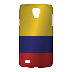 Flag Of Colombia Galaxy S4 Active