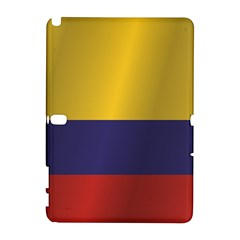 Flag Of Colombia Samsung Galaxy Note 10.1 (P600) Hardshell Case
