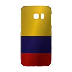 Flag Of Colombia Galaxy S6 Edge