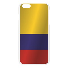 Flag Of Colombia Apple Seamless iPhone 6 Plus/6S Plus Case (Transparent)