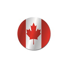 Flag Of Canada Golf Ball Marker (10 pack)