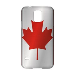 Flag Of Canada Samsung Galaxy S5 Hardshell Case