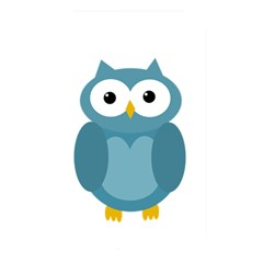Cute blue owl Memory Card Reader