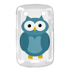 Cute blue owl Bold Touch 9900 9930