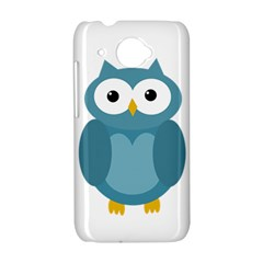 Cute blue owl HTC Desire 601 Hardshell Case