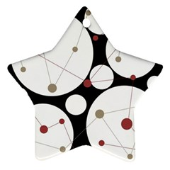 Decorative circles Ornament (Star)