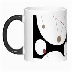 Decorative circles Morph Mugs