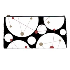Decorative circles Pencil Cases
