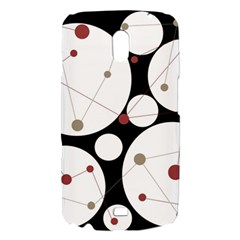 Decorative circles Samsung Galaxy Nexus i9250 Hardshell Case
