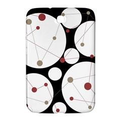 Decorative circles Samsung Galaxy Note 8.0 N5100 Hardshell Case