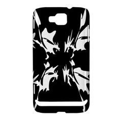 Black and white pattern Samsung Ativ S i8750 Hardshell Case
