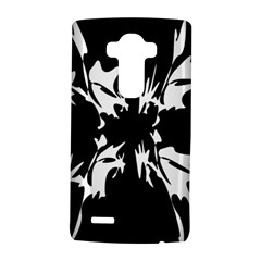 Black and white pattern LG G4 Hardshell Case
