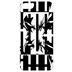 Black and white abstraction Apple iPhone 5 Classic Hardshell Case