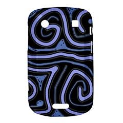 Blue abstract design Bold Touch 9900 9930