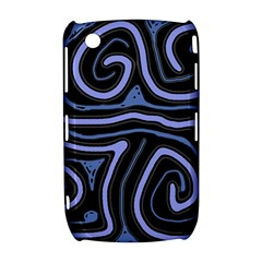Blue abstract design Curve 8520 9300