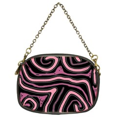 Decorative lines Chain Purses (Two Sides)