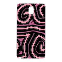 Decorative lines Samsung Galaxy Note 3 N9005 Hardshell Back Case