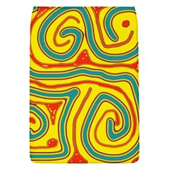 Colorful decorative lines Flap Covers (S)