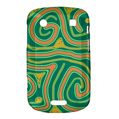 Green and orange lines Bold Touch 9900 9930