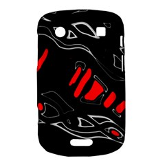 Black and red artistic abstraction Bold Touch 9900 9930