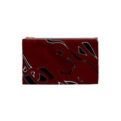 Decorative abstract art Cosmetic Bag (Small)