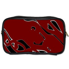 Decorative abstract art Toiletries Bags