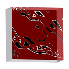 Decorative abstract art 5  x 5  Acrylic Photo Blocks