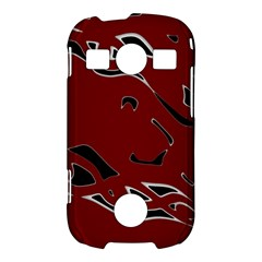 Decorative abstract art Samsung Galaxy S7710 Xcover 2 Hardshell Case