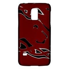 Decorative abstract art Galaxy S5 Mini