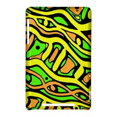 Yellow, green and oragne abstract art Nexus 7 (2012)