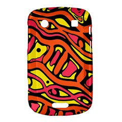 Orange hot abstract art Bold Touch 9900 9930