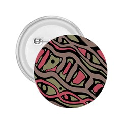 Decorative abstract art 2.25  Buttons