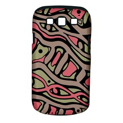 Decorative abstract art Samsung Galaxy S III Classic Hardshell Case (PC+Silicone)