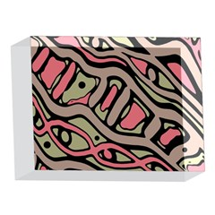 Decorative abstract art 5 x 7  Acrylic Photo Blocks