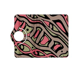 Decorative abstract art Kindle Fire HD (2013) Flip 360 Case