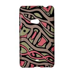 Decorative abstract art Nokia Lumia 625