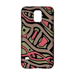 Decorative abstract art Samsung Galaxy S5 Hardshell Case