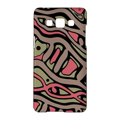 Decorative abstract art Samsung Galaxy A5 Hardshell Case