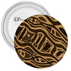 Brown abstract art 3  Buttons