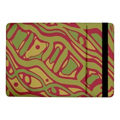 Brown abstract art Samsung Galaxy Tab Pro 10.1  Flip Case