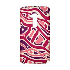 Pink and purple abstract art LG G Flex