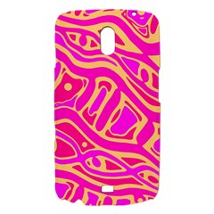 Pink abstract art Samsung Galaxy Nexus i9250 Hardshell Case