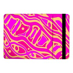 Pink abstract art Samsung Galaxy Tab Pro 10.1  Flip Case
