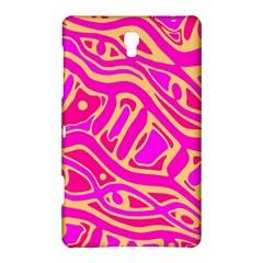 Pink abstract art Samsung Galaxy Tab S (8.4 ) Hardshell Case