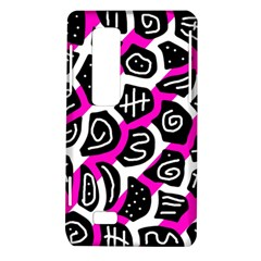Magenta playful design LG Optimus Thrill 4G P925