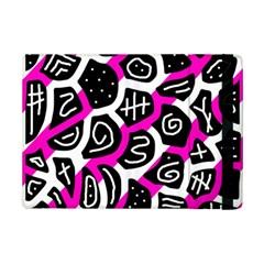 Magenta playful design iPad Mini 2 Flip Cases